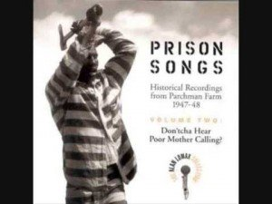 Negro Prison songs Cover