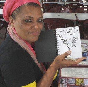 Née au Cap-Vert en 1962 à Praia, Misa s'installe en Suisse où elle vit pendant dix-sept ans avant de se rendre en Côte-d'Ivoire où elle rentre à l'école d'art et fonde aussi une famille. Depuis 1996, elle est retournée au Cap-Vert où elle se consacre désormais à la revitalisation culturelle des villages de Porto Madeira et Espinho Branco sur l'île de Santiago, devenue grâce à son dévouement un espace pour l'art contemporain. Elle a créé un programme de résidence pour artistes travaillant  pour la réhabilitation de ce village. Le but du projet c'est de promouvoir un tourisme environnemental par l'art et la culture.